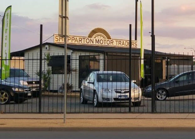 Shepparton Motor Traders dealership